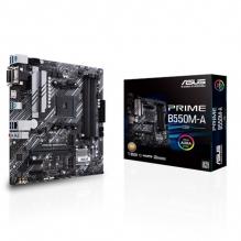 Tarjeta Madre Asus Prime B550M-A/CSM, Micro ATX, AM4, DDR4 4600Mhz, M.2
