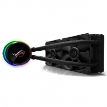 Enfriamiento Liquido Asus ROG Strix Ryuo 240, Pantalla OLED, 240mm, Aura Sync, RGB