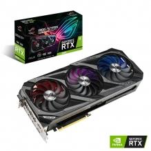 Tarjeta de video Nvidia Asus Rog Strix Geforce RTX 3090, 24GB GDDR6X, Aura Sync - ROG-STRIX-RTX3090-O24G-GAMING - (De venta exclusiva por transferencia electronica o deposito bancario)