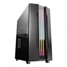 Gabinete Cougar Gemini S Iron Gray (2020) ARGB, Soporte GPU Vertical, Cristal Templado, E-ATX