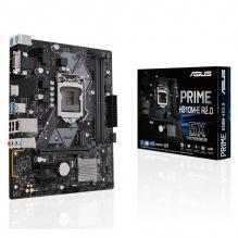 Tarjeta Madre Asus Prime H310M-E R2.0, 9na Gen Intel, Socket LGA-1151, DDR4 2666Mhz OC, Micro-ATX, M.2