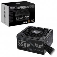 Fuente de Poder Asus TUF Gaming 550B, 550W 80 Plus Bronze - TUF-GAMING-550B