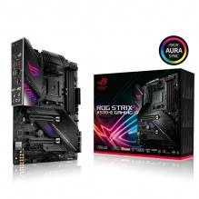 Tarjeta Madre Asus ROG Strix X570-E Gaming, ATX, AM4, DDR4 4400Mhz OC, Dual M.2, SLI, Crossfire, Wi-Fi 6, Bluetooth