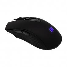 Mouse Inalambrico Vorago MO-600 Negro LED Azul, 2400 Dpi, Recargable