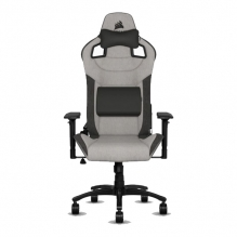 Silla Gamer Corsair T3 RUSH — Gray/Charcoal — CF-9010031-WW