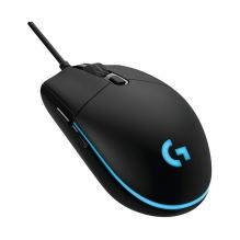 Mouse Logitech Prodigy Serie Pro, Alámbrico, 16,000 DPI, 910-004873