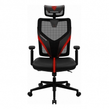 Silla Gamer Thunderx3 Yama 1 Black/Red, Reclinable, 4D - YAMA1BR