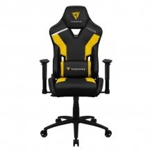 Silla Gamer Thunderx3 TC3 Bumblebee Yellow, Ergonomica, Reclinable, 4D - 4710562756425