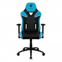 Silla Gamer Thunderx3 TC5 Azure Blue, Ergonomica, Reclinable, 4D - 4710562756517