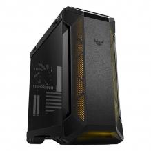 Gabinete Asus TUF Gaming GT501, Soporta formatos EATX, Panel de vidrio templado, Aura Sync