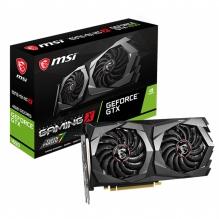 Tarjeta de Video Nvidia MSI GeForce GTX 1650 Gaming X Dual Fan 4GB GDDR5