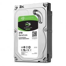 "Disco Duro Seagate Barracuda 4TB SATA 3.5"", HDD, ST4000DM004"
