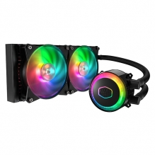 Enfriamiento Liquido Cooler Master Masterliquid ML240R RGB, 240mm - MLX-D24M-A20PC-R1