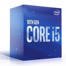Procesador Intel Core i5 10400, 6 Cores, 12 Threads, 12MB, 2.9Ghz/4.30Ghz, Socket 1200 - (Venta exclusiva en ensamble, no para su venta individual)