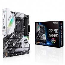 Tarjeta Madre Asus Prime X570-PRO, ATX, AM4, DDR4 4400Mhz OC, Dual M.2, SLI, Crossfire