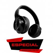 Audífonos Vorago HPB-200, Bluetooth, Batería Recargable, Manos Libres (Black Friday)