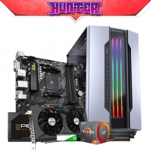 PC Gamer Hunter AMD