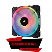 Ventilador Corsair LL140 RGB Dual Light Loop