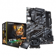 Combo de Actualizacion AMD Ryzen 7 PRO 4750G / Gigabyte X570 UD / 16GB RAM 3600 Mhz