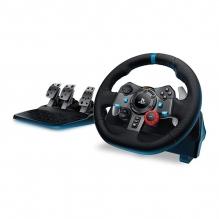 Volante Logitech G29 Driving Force - PS5 / PS4 / PS3 / PC - 941-000110