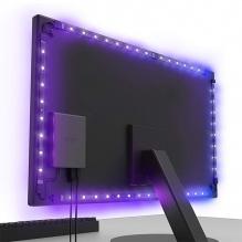 "Kit de Iluminacion NZXT Led para Monitor 27"" - 35"""