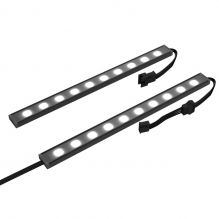 Kit de Iluminacion NZXT HUE 2 Led Strips RGB Corto