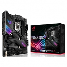 Tarjeta Madre Asus ROG Strix Z490-E Gaming, 10th Gen Intel, DDR4 4600Mhz OC, ATX, Dual M.2, Crossfire, SLI