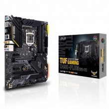 Tarjeta Madre Asus TUF Gaming Z490-Plus (WI-Fi), 10th Gen Intel, DDR4 4600Mhz OC, ATX, Dual M.2, Crossfire