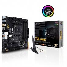 Tarjeta Madre Asus TUF B550M-Plus (Wi-Fi), Micro ATX, AM4, DDR4 4400Mhz OC, M.2, Crossfire, Bluetooth 5.1, Aura Sync