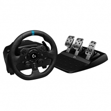 Volante Logitech G923 TrueForce - PS4/PC - 941-000157