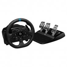 Volante Logitech G923 TrueForce - PS4/PC - 941-000157