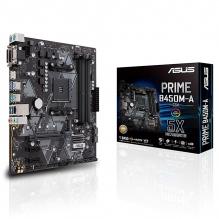 Tarjeta Madre Asus Prime B450M-A/CSM, Micro ATX, AM4, DDR4 3200Mhz OC, M.2