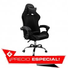 Silla Gamer Xzeal XZ05 Negro, Reclinable, Vinil, XZSXZ05B
